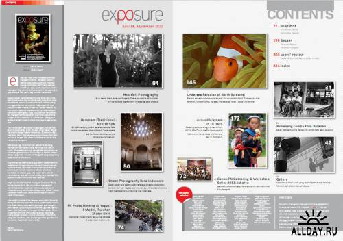 Exposure №38 (September 2011)