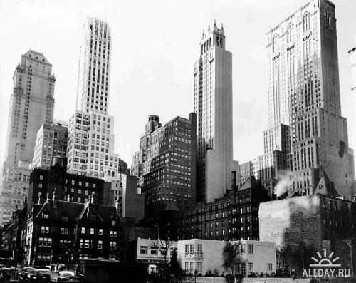 Америка - Berenice Abbott