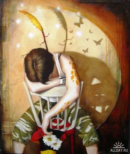 Художник Sophie Wilkins