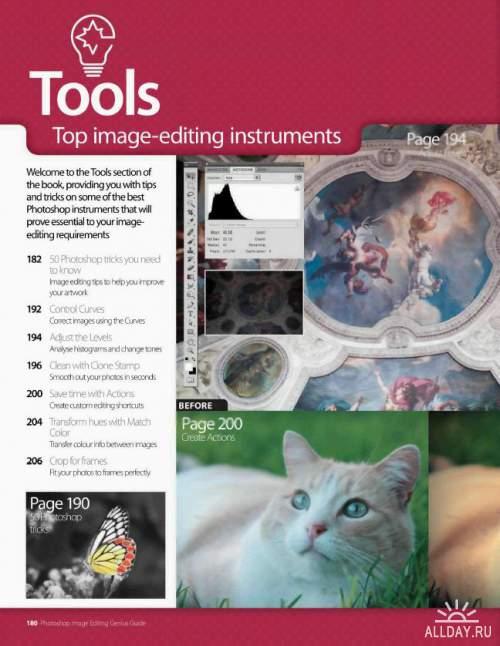 Photoshop Image Editing Genius Guide - Volume 1 Revised Edition