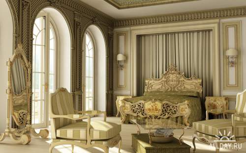 40 Bright Interior Design HD Wallpapers (Set 23)