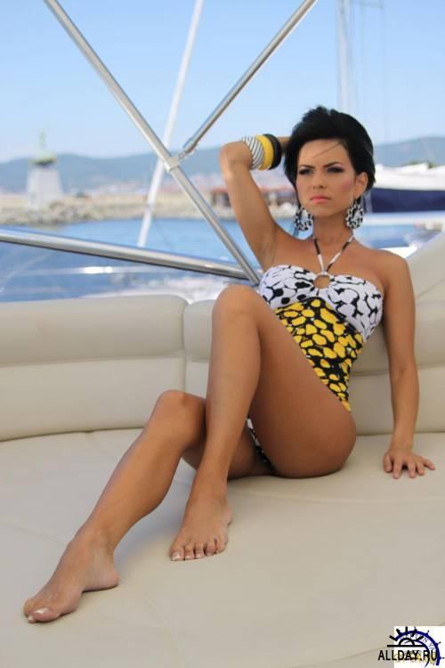 Большая подборка моделей и знаменитостей (Inna)