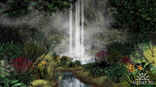 Самые красивые места Земли часть 4 (HD/31.01.2011)