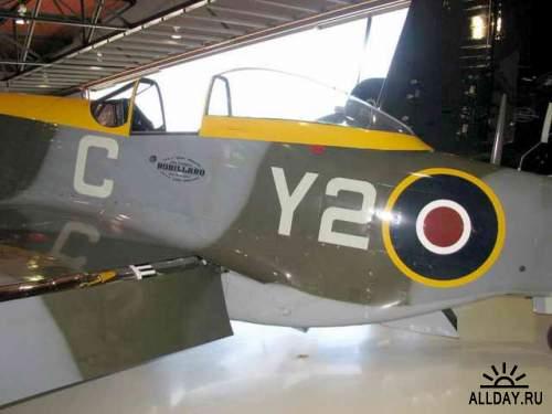 Фотообзор - американский истребитель North American P-51D Mustang