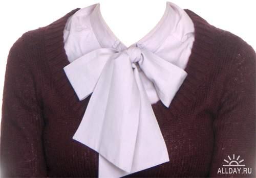 Женские Блузки Для Фотомонтажа