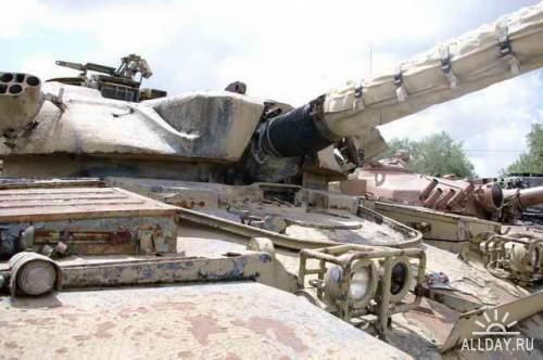 Фотообзор - британский основной боевой танк FV4201 Chieftain Mk.3