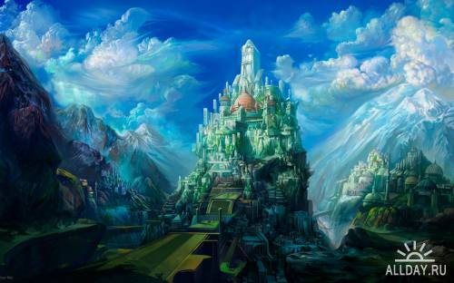 45 Unbelievable Fantasy HD Wallpapers