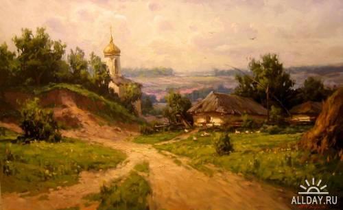 Современные художники - Юрий Прядко