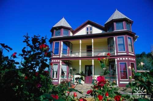 ClipArt - Homes & Gardens