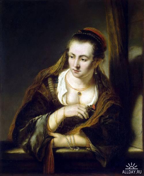 Bol Ferdinand (Фердинанд Боль) (1616-1680)