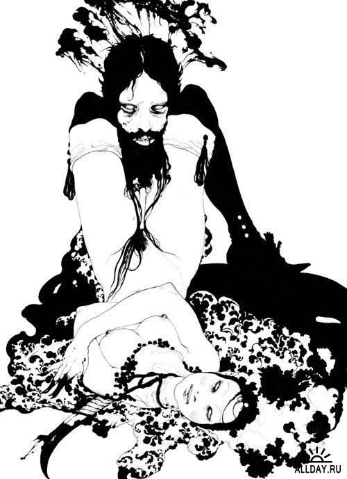 Мистический Арт Журавлева Вани | Mystical Art by Vania Zouravliov