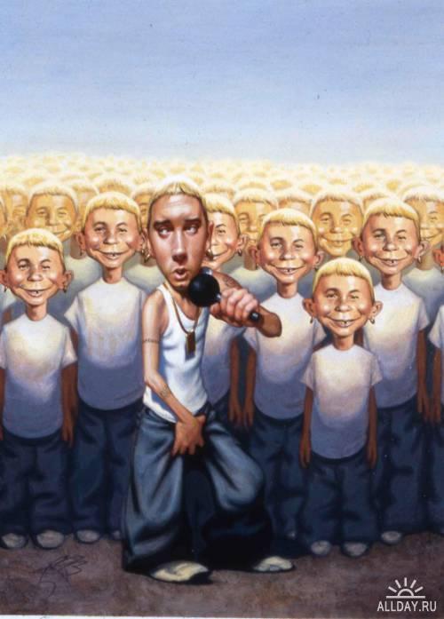 Иллюстратор James Bennett