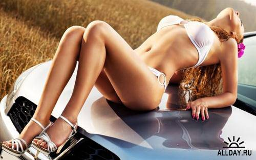Wallpapers Sexy Girls Pack №386