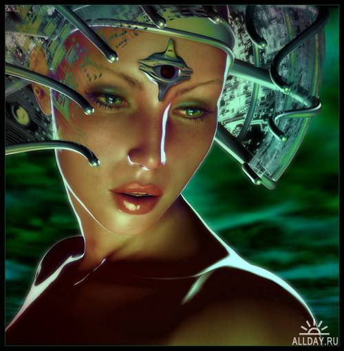 Artworks by Digital Artists # 25