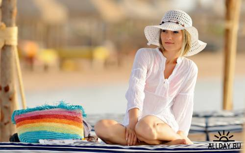 55 Beautiful Ladies Color HD Best HQ Wallpapers