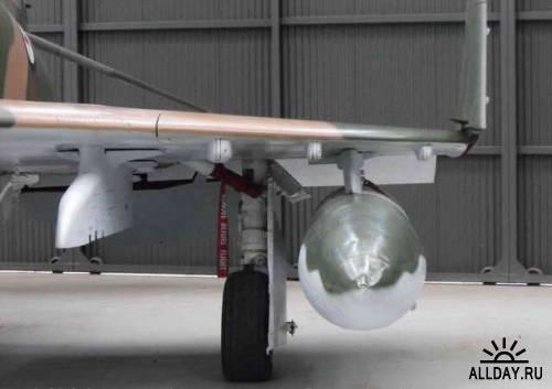 Американский истребитель McDonnell Douglas F-4E Phantom II