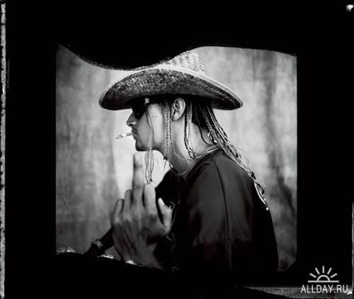 Фотограф Danny Clinch. Портреты музыкантов