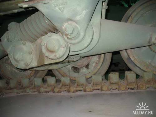 Английский пехотный танк Valentine Mk. VI