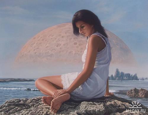 Таинственные миры Denis Nunez Rodriguez