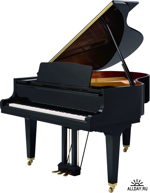 Musical keyboard instruments | Музыкальные клавишные инструменты