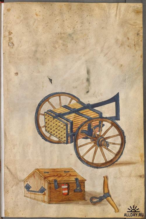 Rare book.Impressive book Emperor Maximilian I(1502)