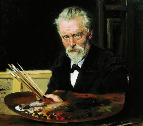 Маковский Владимир Егорович (1846-1920)