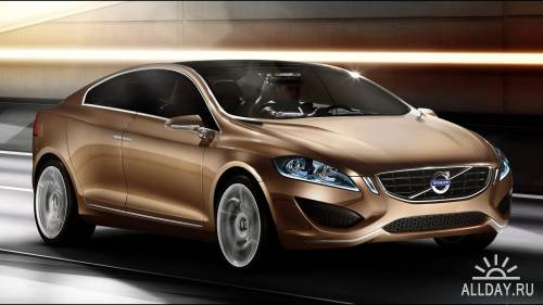100 Amazing Volvo Cars HDTV Wallpapers