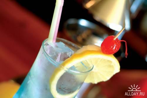 Фотосток – Коктейли,  Сок, Напитки 5