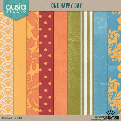 Scrap kit- One Happy Day
