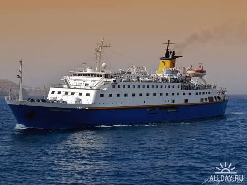 Окружающий мир через фотообъектив(Ships - Корабли)