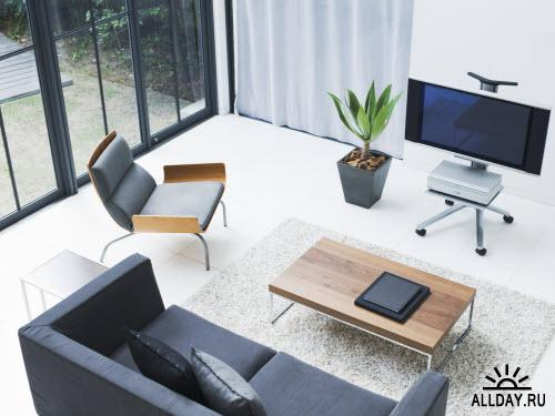 Modern Lifestyle Interiors Wallpapers