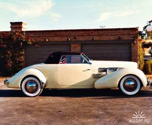Ретро автомобили (old cars)