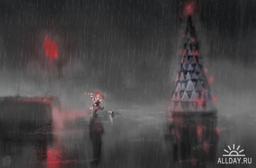 Иллюстрации Алексей Страхов