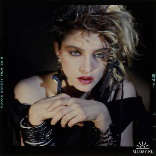 Madonna by George Holz