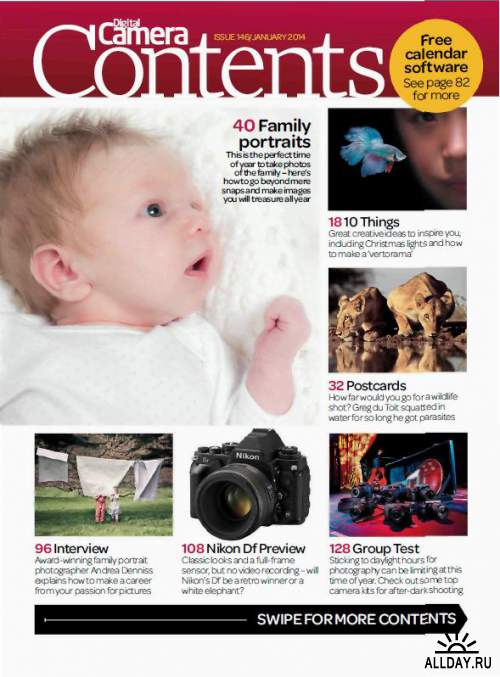 Digital Camera World January 2014