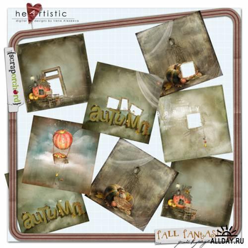 Scrap kit   Fall Fantasia