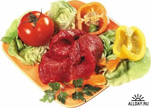 Stock photo -  сочные овощи, богатый урожай