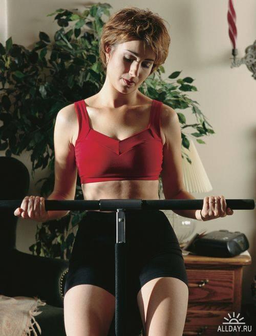 Клипарт - health and fitness