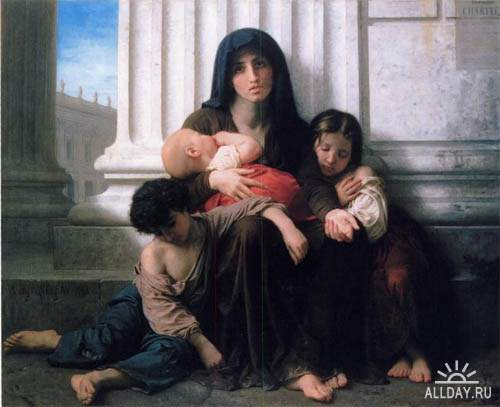 Artworks by William-Adolphe Bouguereau