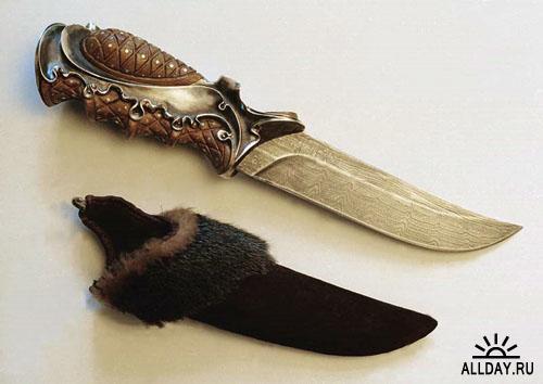 Ножи, клинки