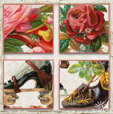 Cajoline - Vintage Shoes - Personal Use