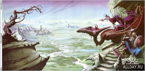 Rodney Matthews - In Search Of Forever
