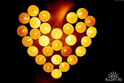 Intellectchaos IC -  Сердца HEARTS Vol.1 153 HQ jpegs