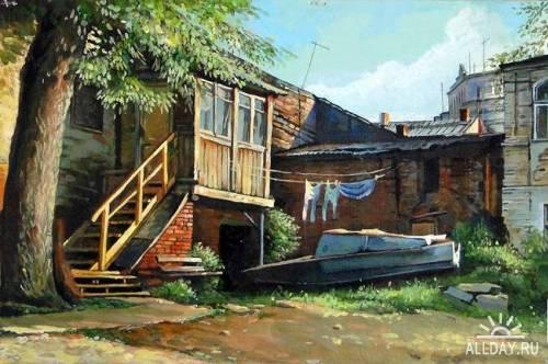 Художник Андрей Андрианов