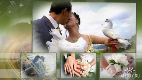 Wedding project - project для ProShow Producer®