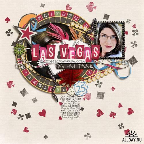 Scrap kit Viva Las Vegas