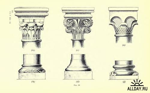History of architecture and ornament