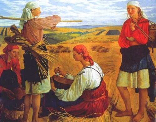 Живопись. Серебрякова Зинаида Евгеньевна