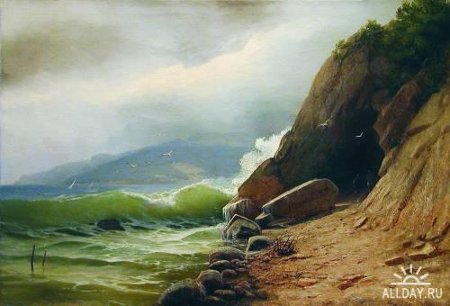 Художник Мещерский Арсений Иванович (1834—1902)
