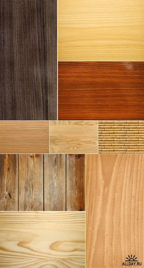 Деревянные текстуры в HQ